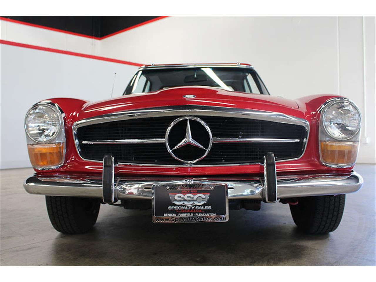 1970 Mercedes-Benz 280SL for sale in Fairfield, CA – photo 33