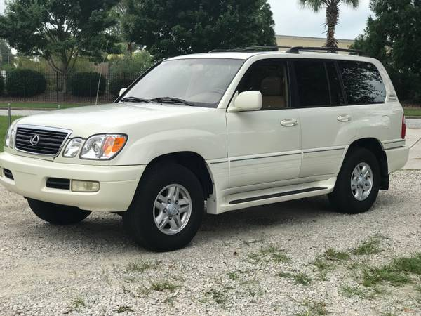 1999 lexus lx470 for sale in north augusta ga classiccarsbay com 1999 lexus lx470 for sale in north
