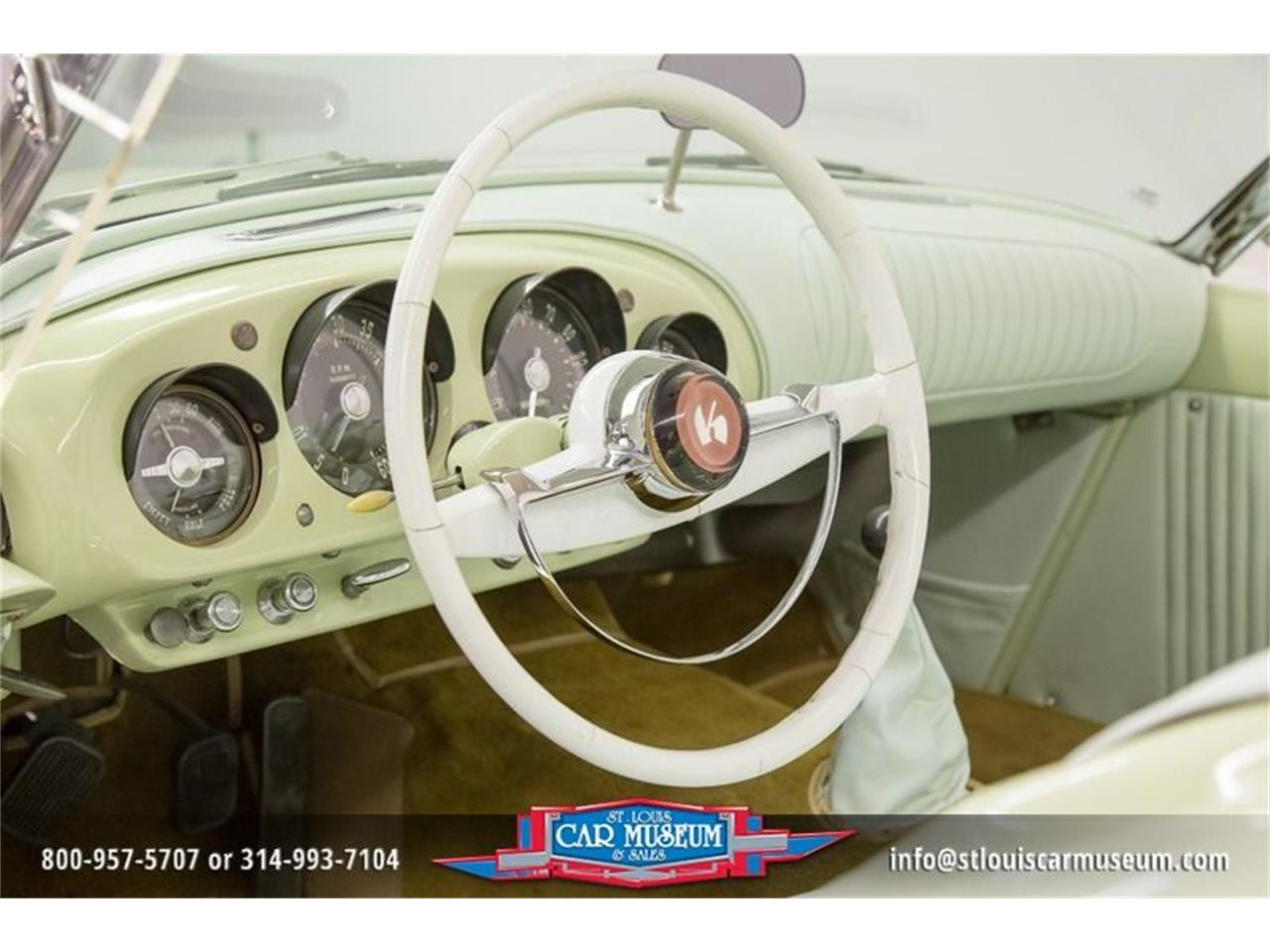 1954 Kaiser Darrin for sale in St. Louis, MO – photo 51