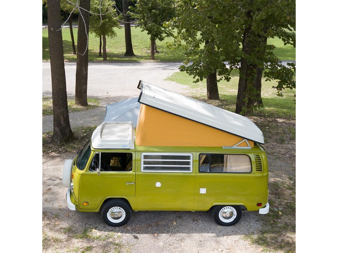 1978 Volkswagen Westfalia Camper For Sale In St Louis Mo Classiccarsbay Com