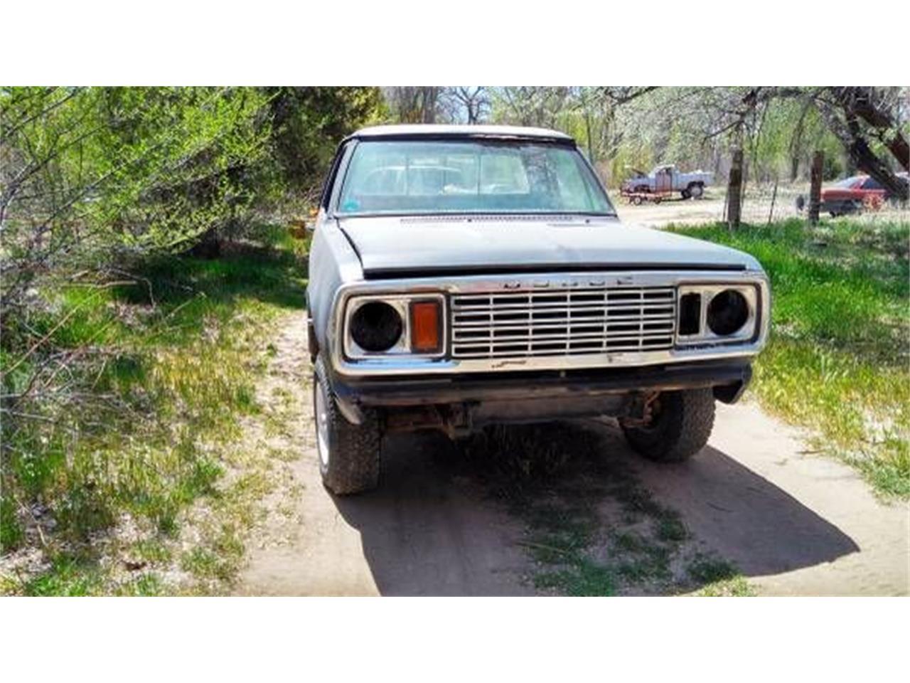 1977 Dodge Power Wagon for sale in Cadillac, MI ...