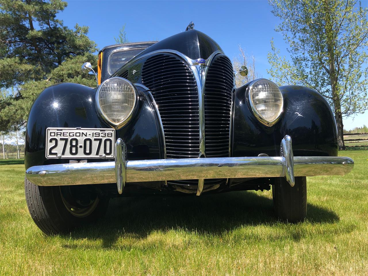 1938 Ford Wagon for sale in Bend, OR – photo 12