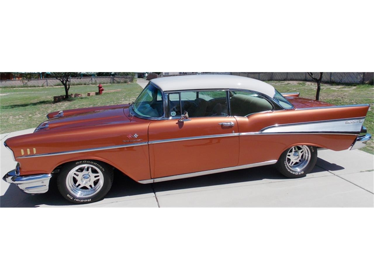 1957 Chevrolet Bel Air for sale in Tucson, AZ – photo 39