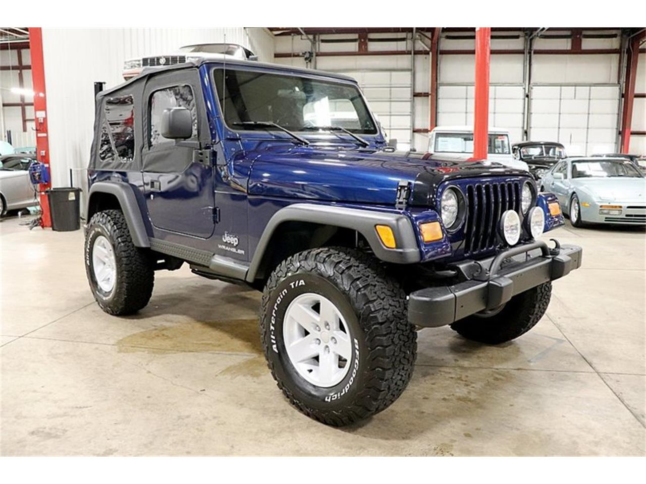 2005 Jeep Wrangler for sale in Kentwood, MI – photo 73