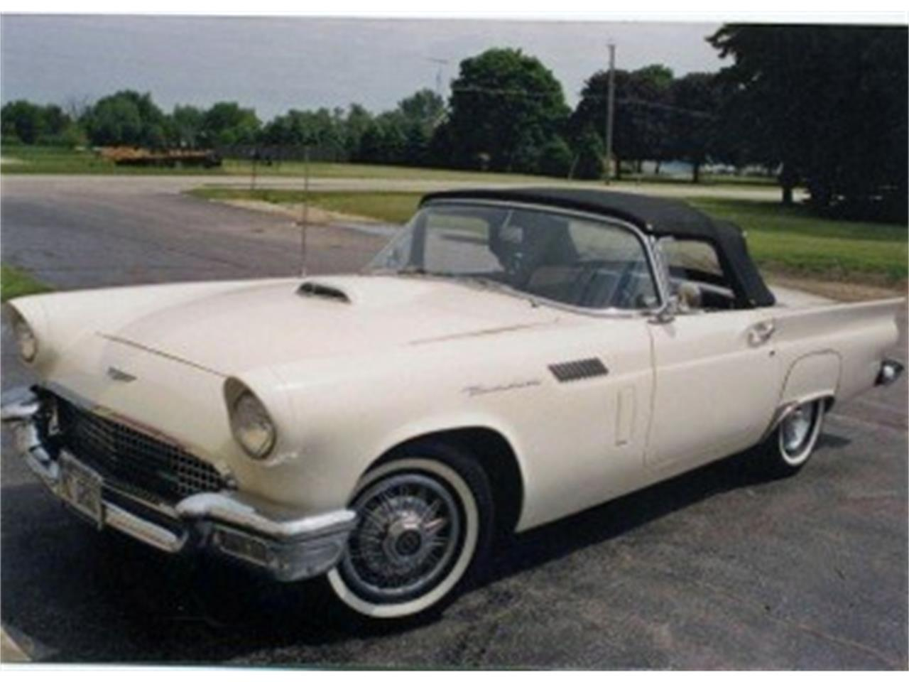 1957 Ford Thunderbird for sale in Addison, IL – photo 3