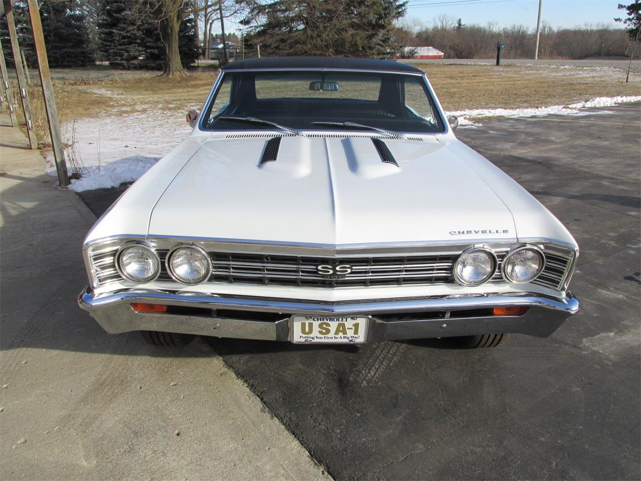 1967 Chevrolet Chevelle Ss For Sale In Goodrich  Mi
