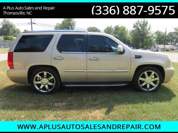 2009 Cadillac Escalade Base AWD 4dr SUV for sale in Thomasville, NC – photo 6