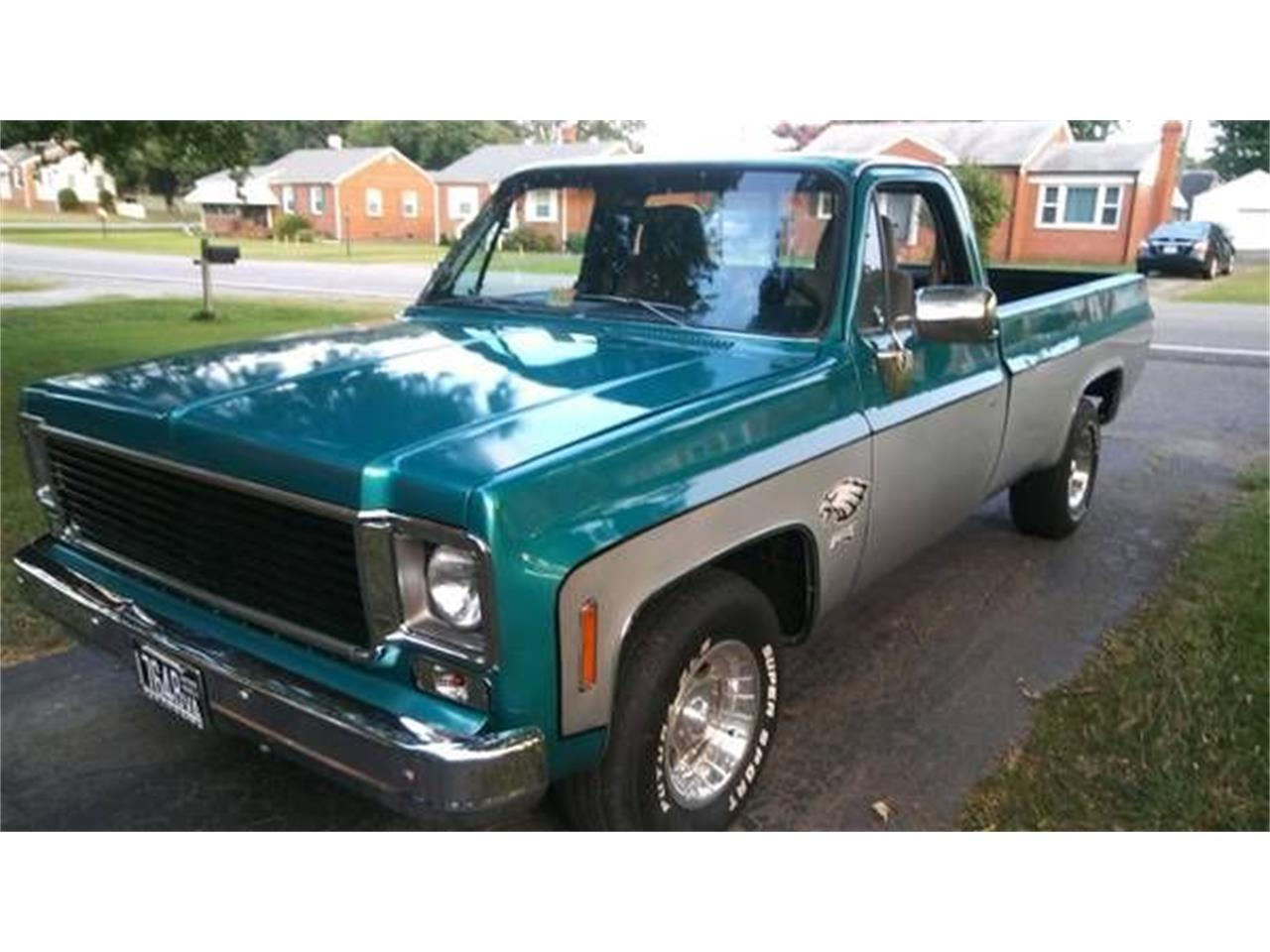 1978 Chevrolet C10 for sale in Cadillac, MI