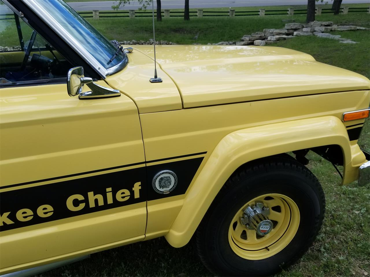 1979 Jeep Cherokee Chief for sale in Kerrville, TX – photo 29