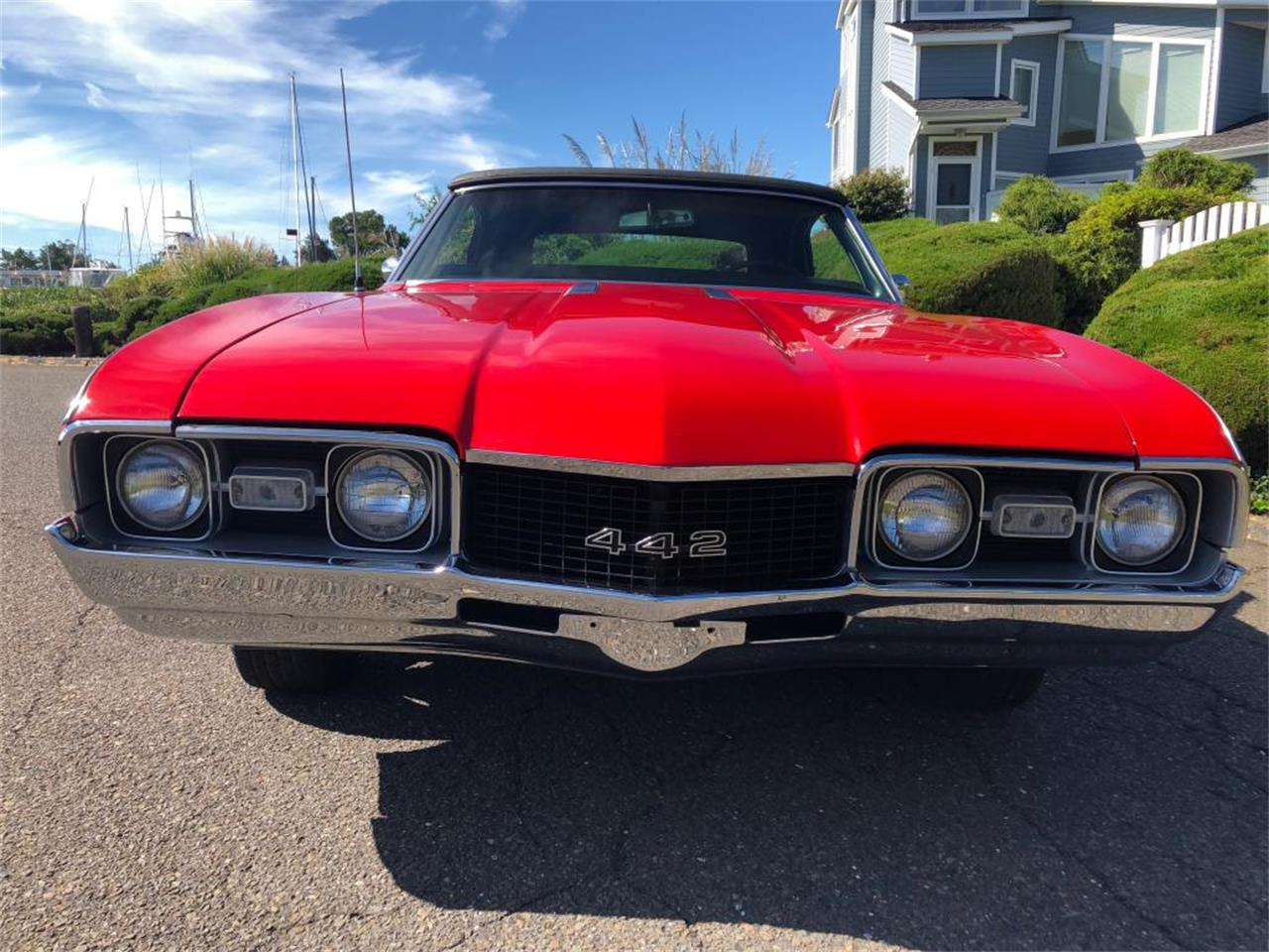 1968 Oldsmobile 442 for sale in Milford City, CT – photo 48