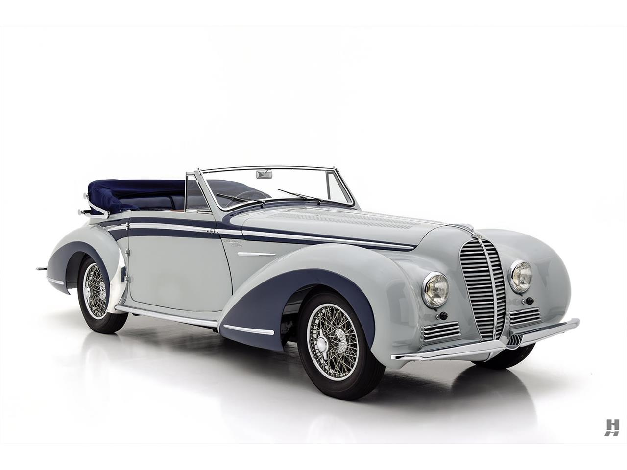 1948 Delahaye 135MS for sale in Saint Louis, MO – photo 21