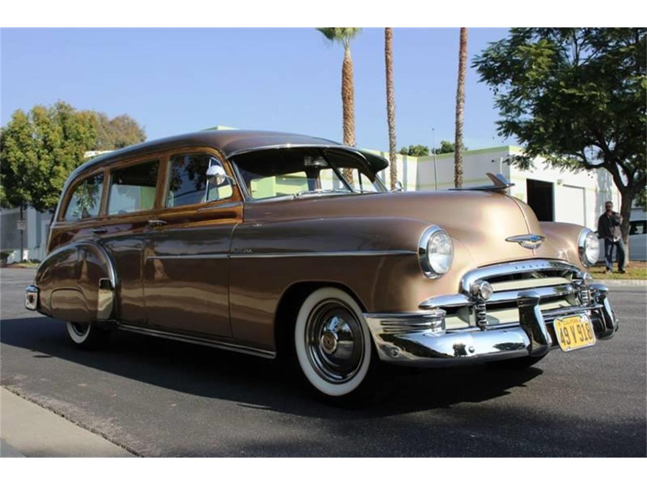 1950 Chevrolet Styleline Deluxe for sale in La Verne, CA – photo 12