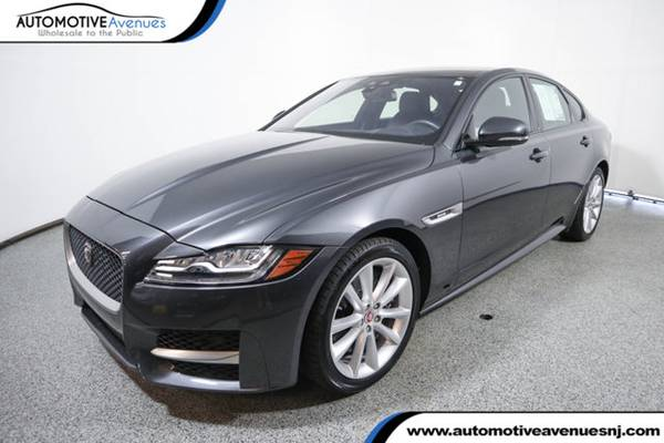 2016 Jaguar XF, Storm Grey for sale in Wall, NJ