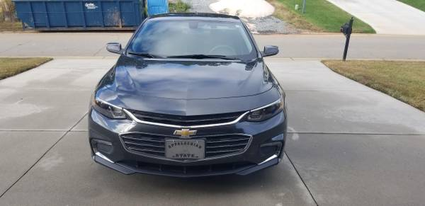 2016 Chevy Malibu Lt For Sale In Clemmons Nc Classiccarsbay Com