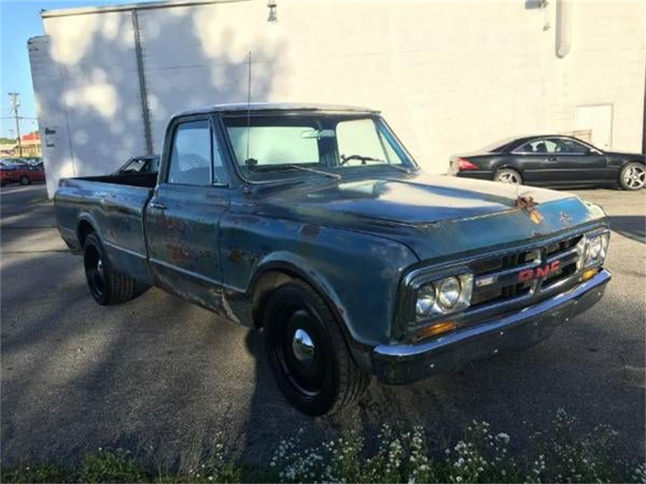 1967 GMC C/K 10 for sale in Cadillac, MI – photo 4