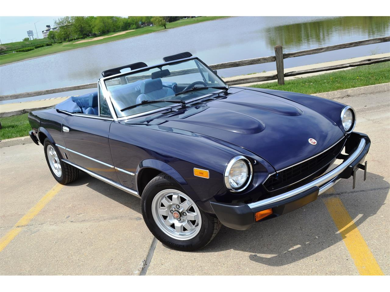 1981 Fiat Spider for sale in Barrington, IL – photo 22