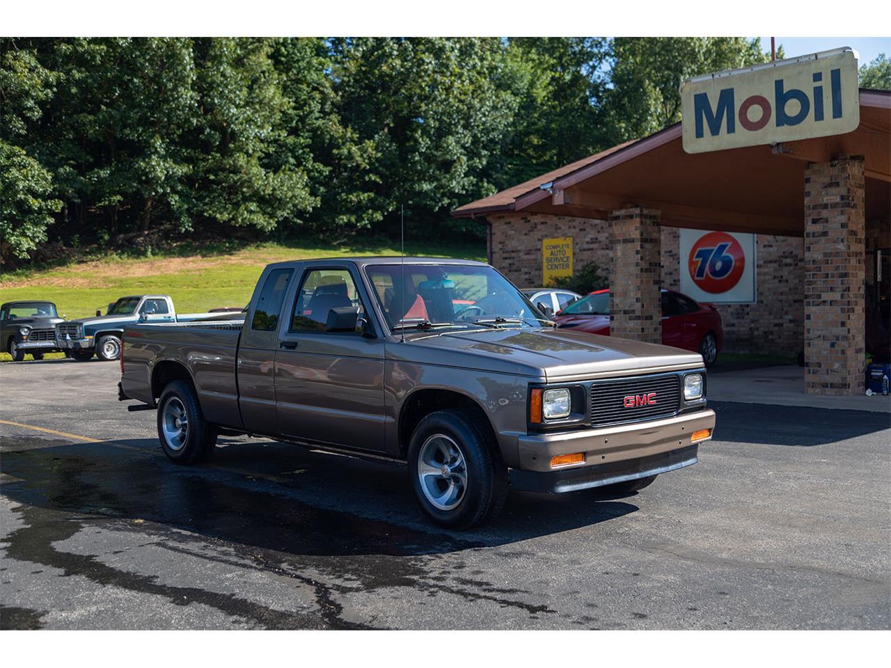 1992 Gmc Sonoma For Sale In Jonesboro Il Classiccarsbay Com