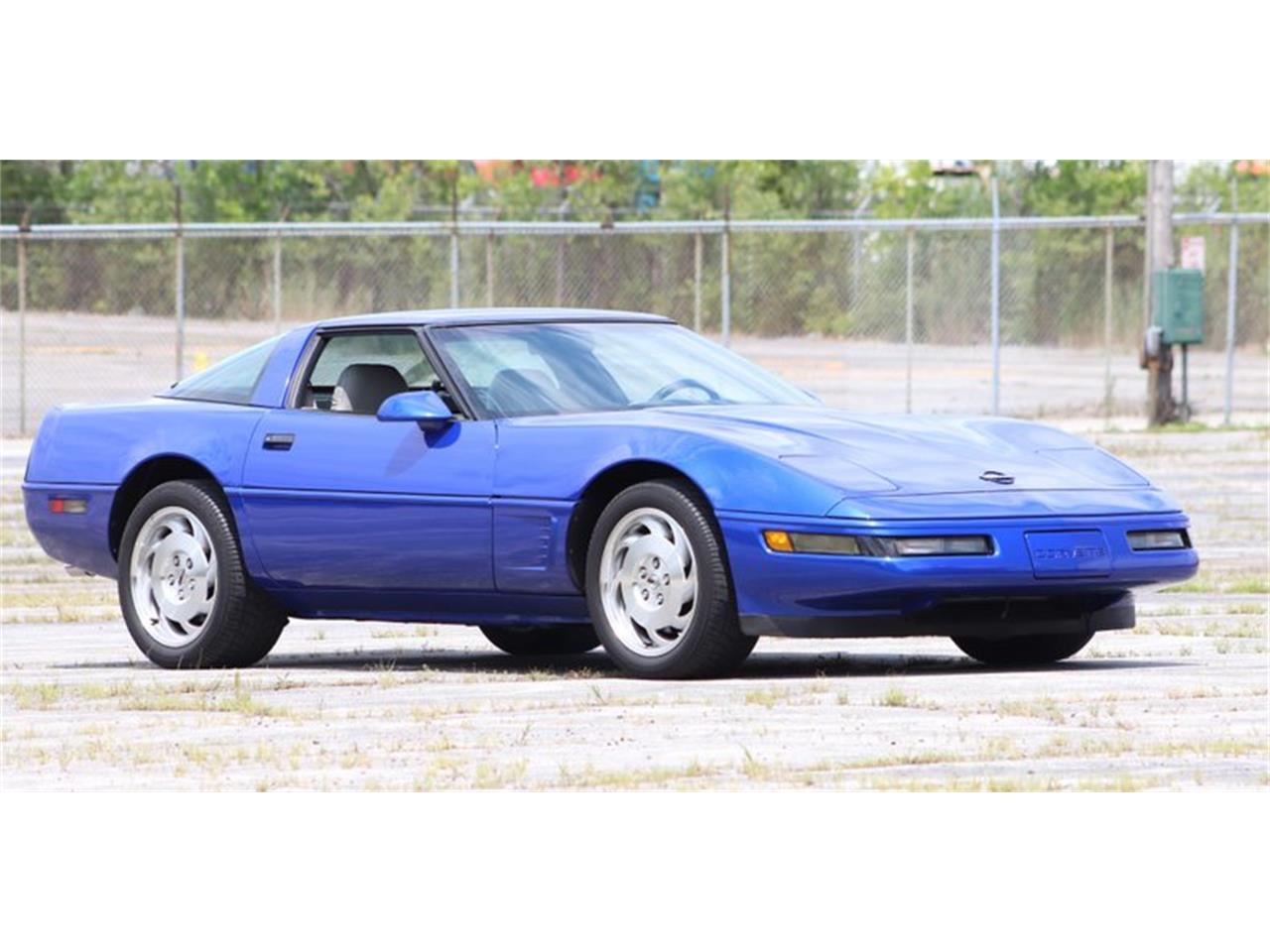 1995 Chevrolet Corvette for sale in Alsip, IL – photo 69