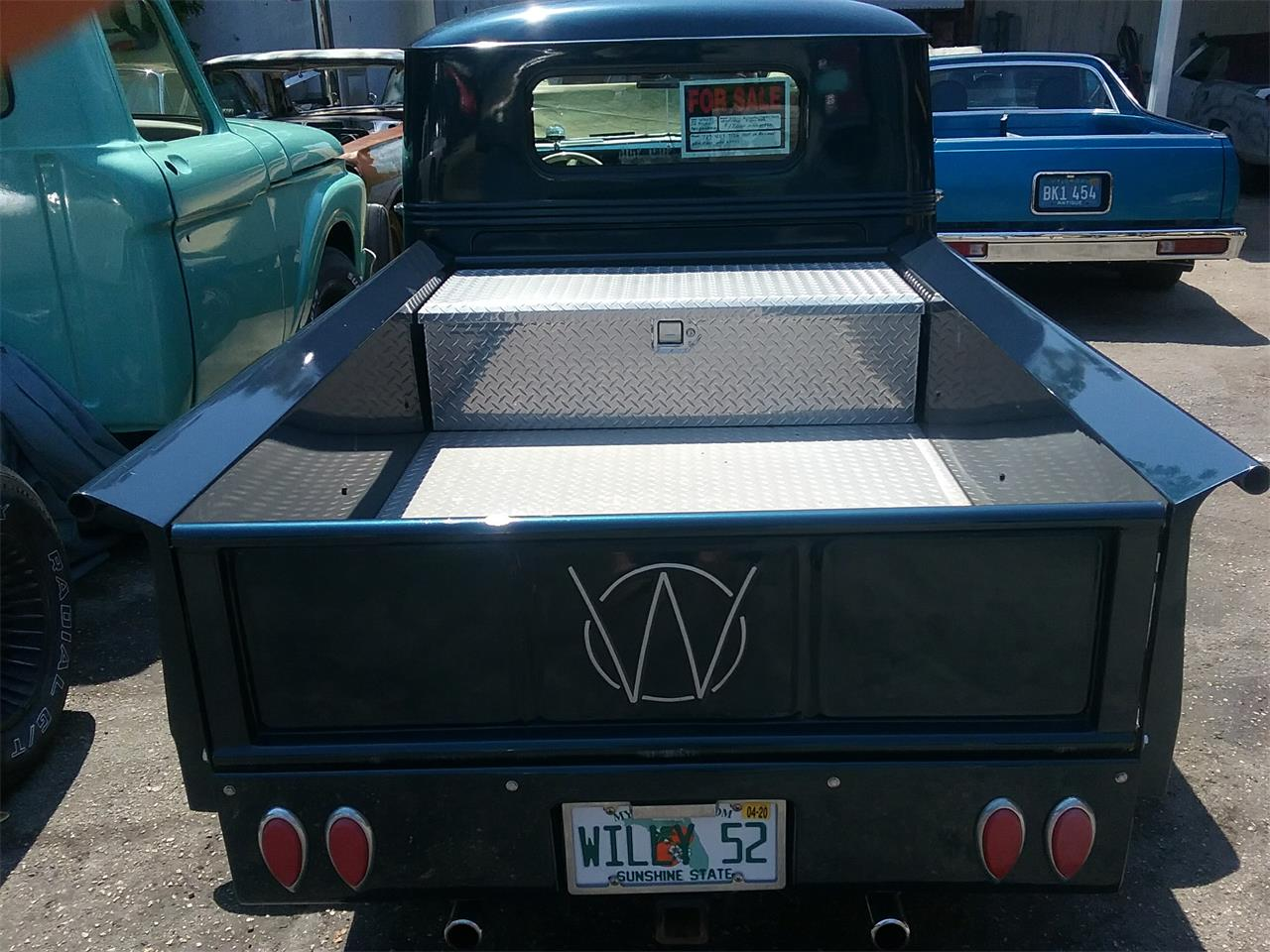 1952 Willys Pickup for sale in St. Petersburg, FL – photo 8