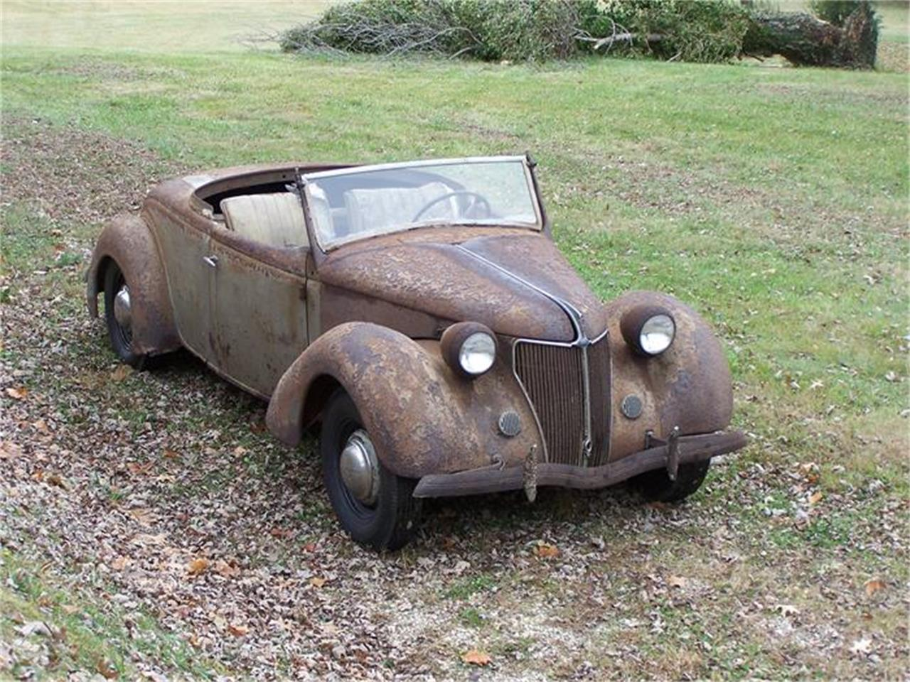 1936 Ford Custom Channeled Roadster for sale in Lynchburg, VA – photo 7