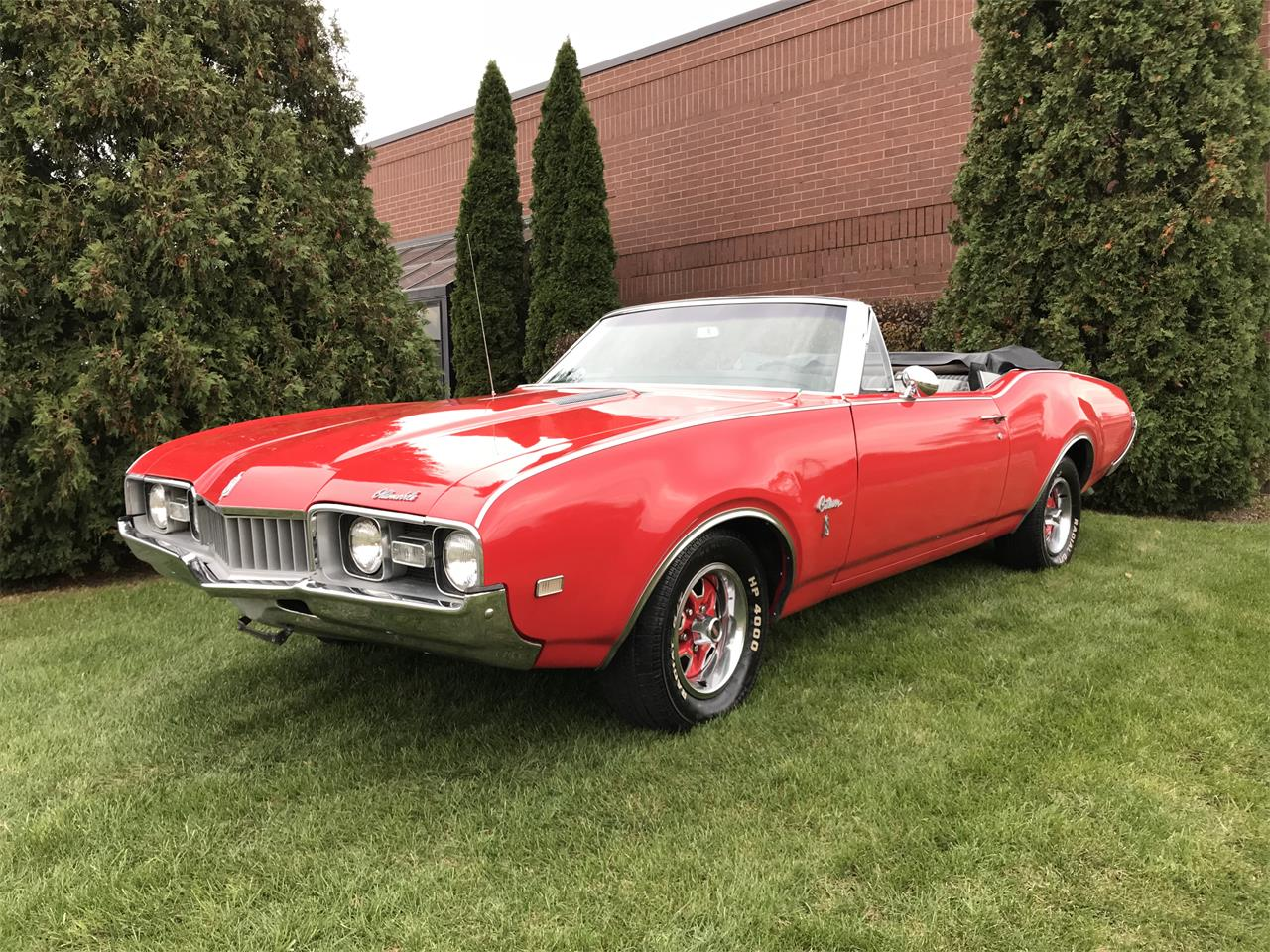 1968 Oldsmobile Cutlass for sale in Geneva, IL – photo 3