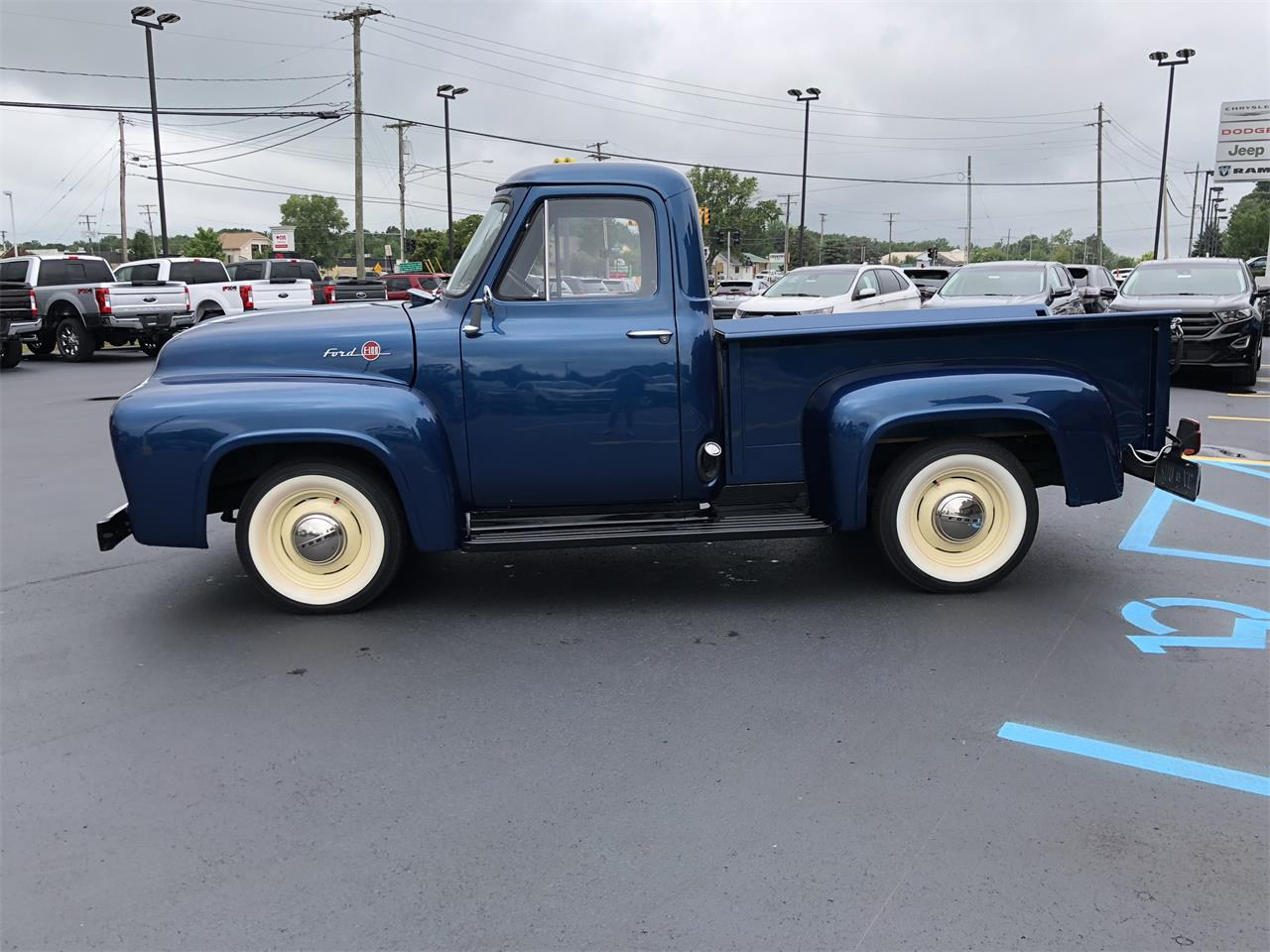 1955 Ford F100 for sale in Saint Clair, MI – photo 7
