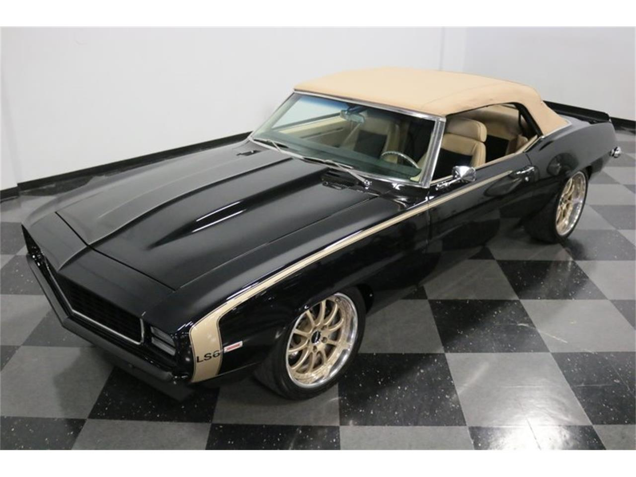 1969 Chevrolet Camaro for sale in Ft Worth, TX – photo 22