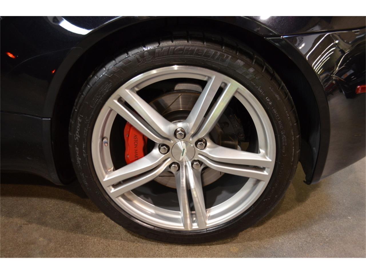 2009 Aston Martin V8 Vantage Roadster For Sale In