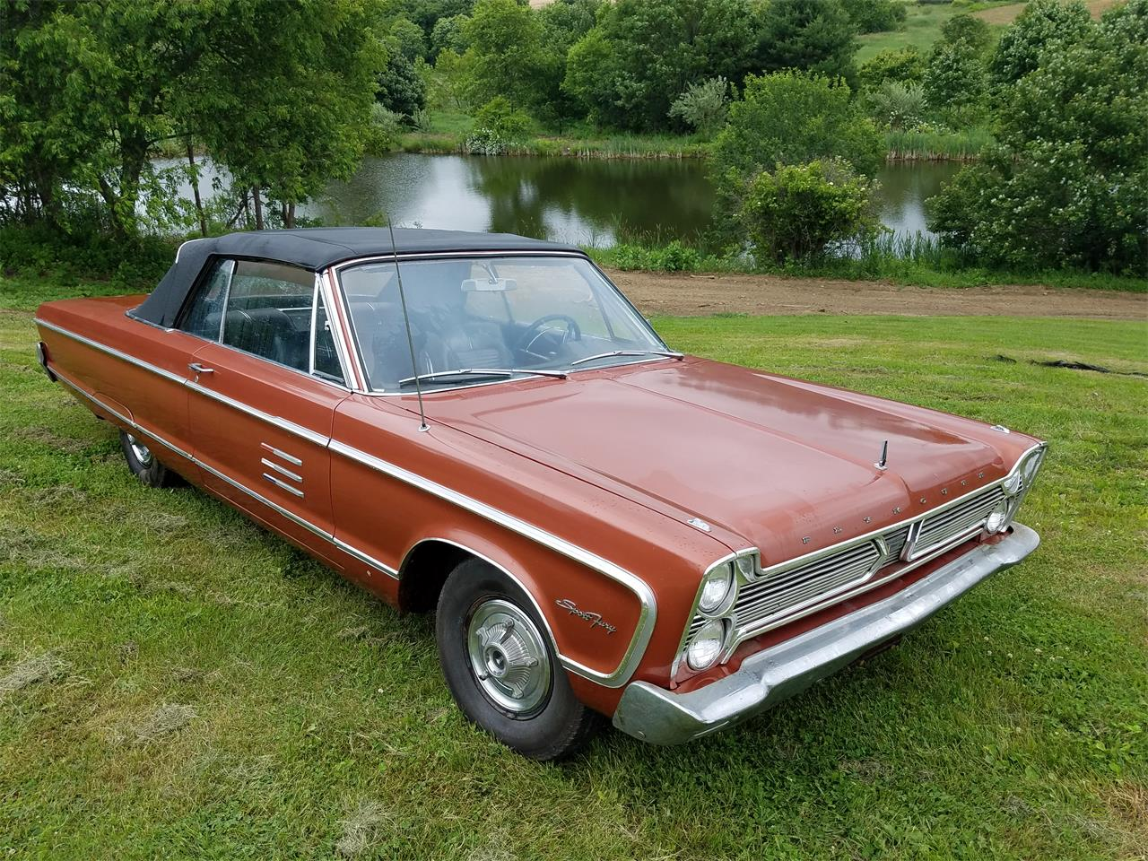 1966 Plymouth Sport Fury for sale in North Woodstock, CT – photo 11