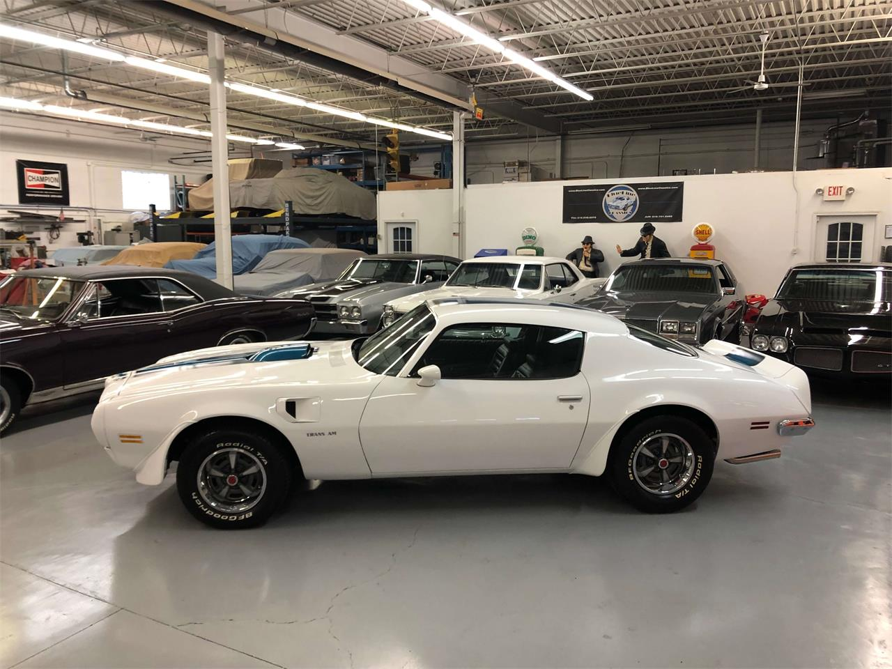 1970 Pontiac Firebird Trans Am for sale in North Royalton, OH – photo 20