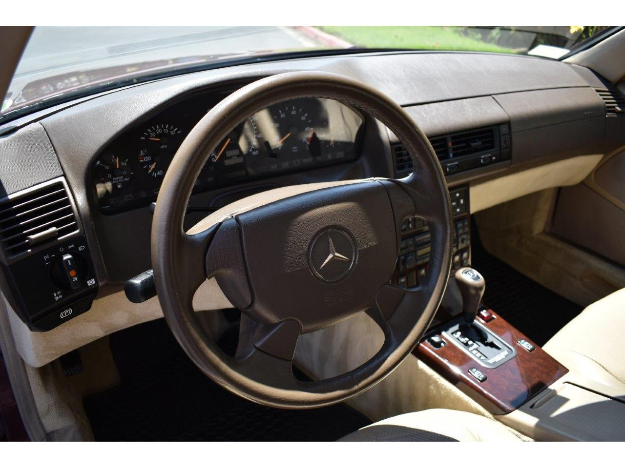 1996 Mercedes-Benz 500SL for sale in Costa Mesa, CA – photo 12