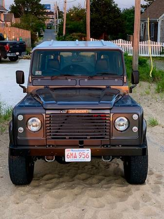 1987 Land Rover Defender 90 for sale in Newburyport, MA – photo 9