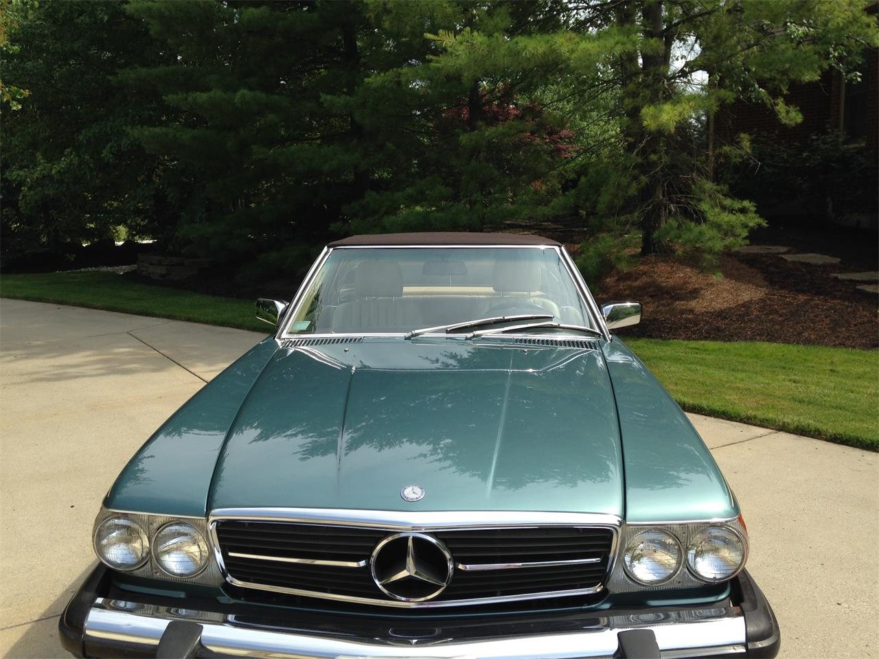 1989 Mercedes-Benz 560SL for sale in Mason, OH – photo 2