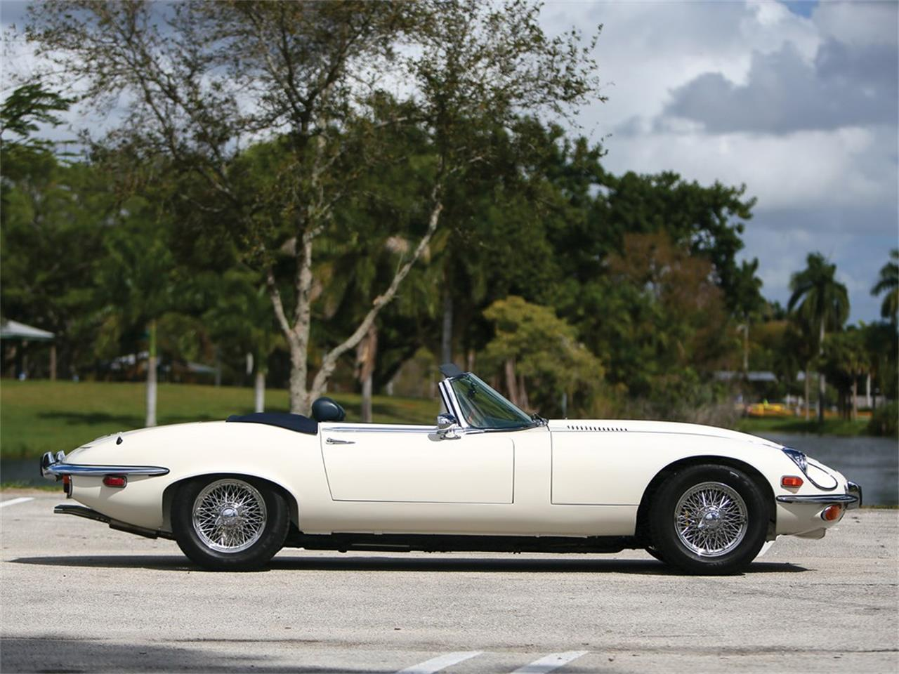 1974 Jaguar E-Type for sale in Fort Lauderdale, FL – photo 5