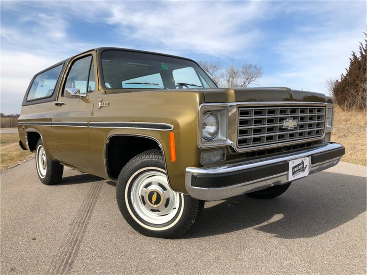 1976 Chevrolet Blazer for sale in Lincoln, NE – photo 4