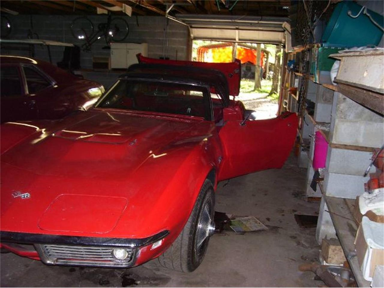 1969 Chevrolet Corvette for sale in Cadillac, MI – photo 2