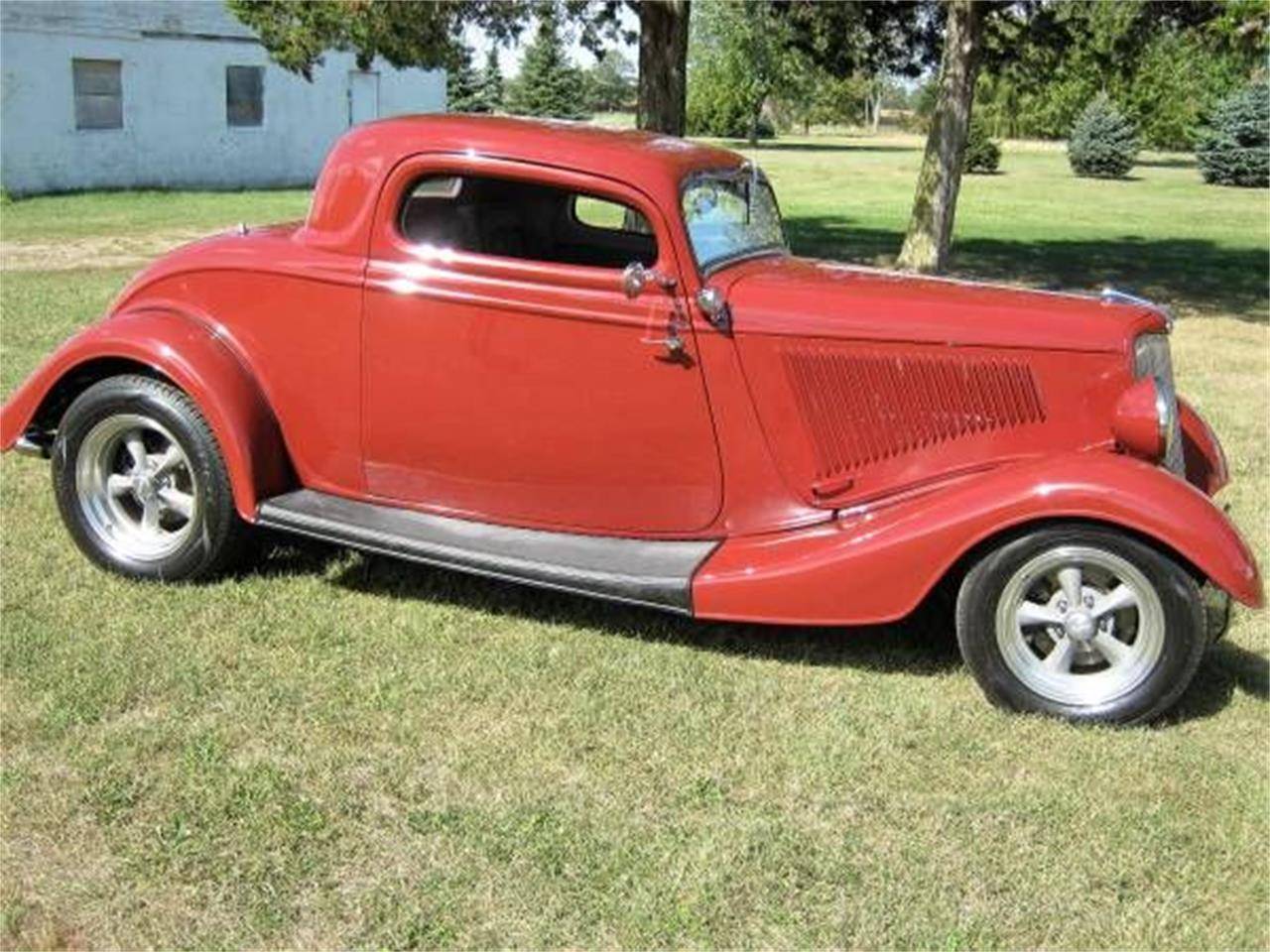 1934 Ford Coupe for sale in Cadillac, MI – photo 12