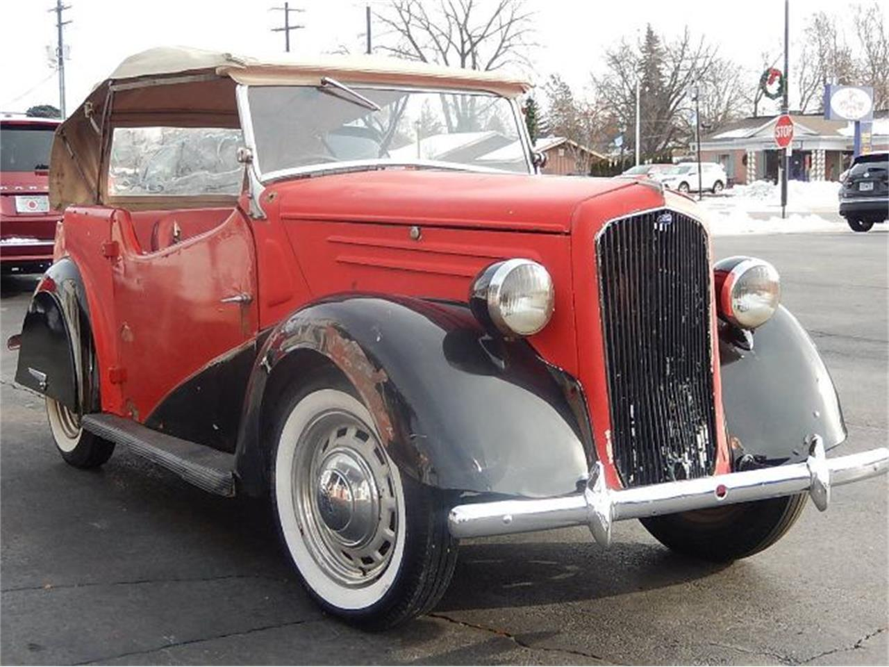 1946 Anglia Street Rod for sale in Cadillac, MI – photo 11