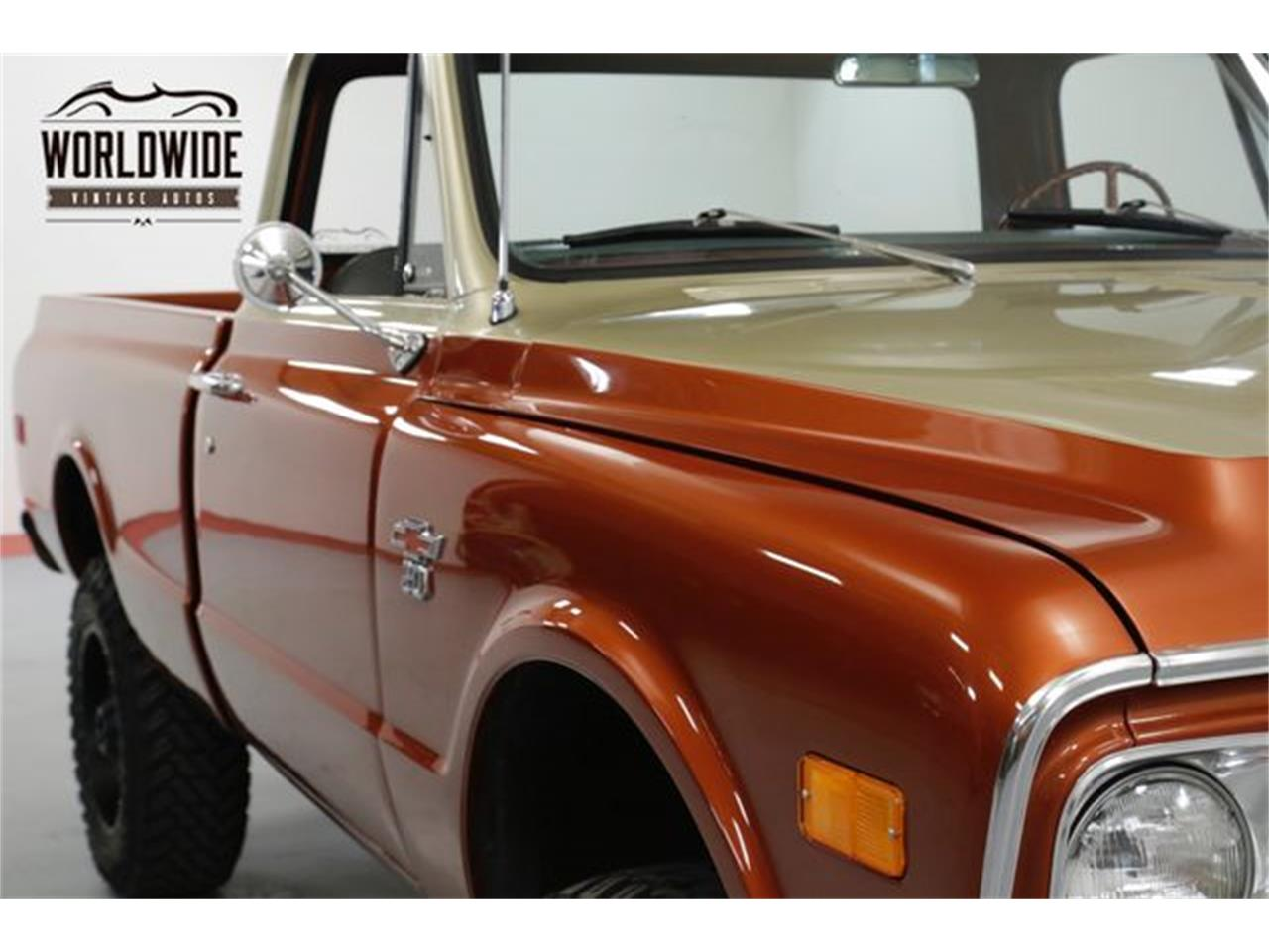 1968 Chevrolet K-20 for sale in Denver , CO – photo 26