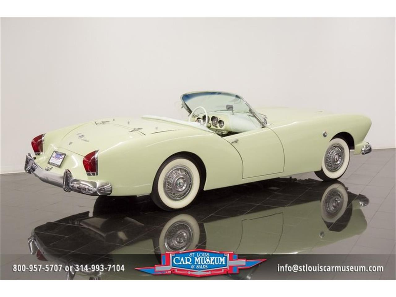1954 Kaiser Darrin for sale in St. Louis, MO – photo 21