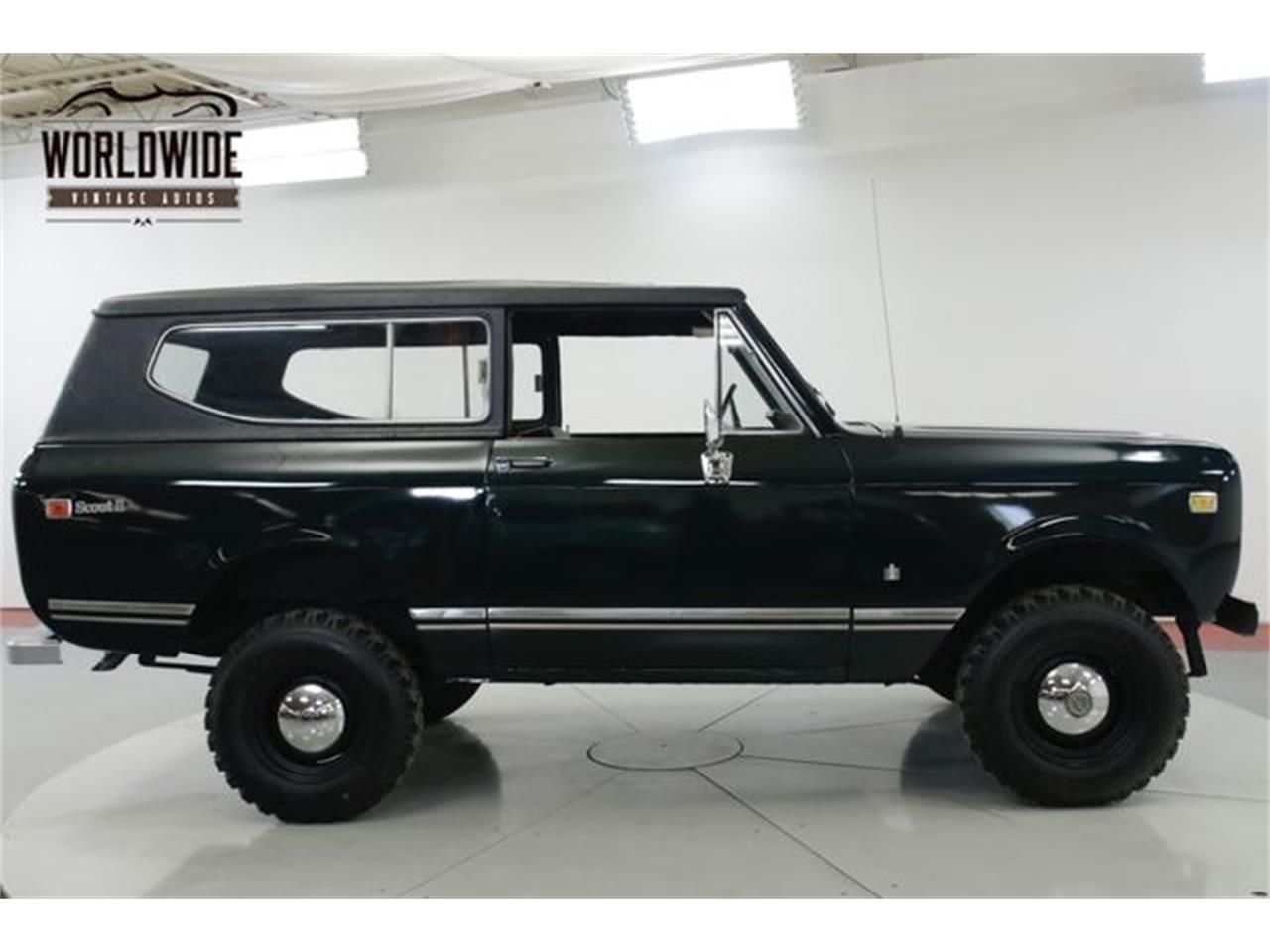 1973 International Scout for sale in Denver , CO – photo 7