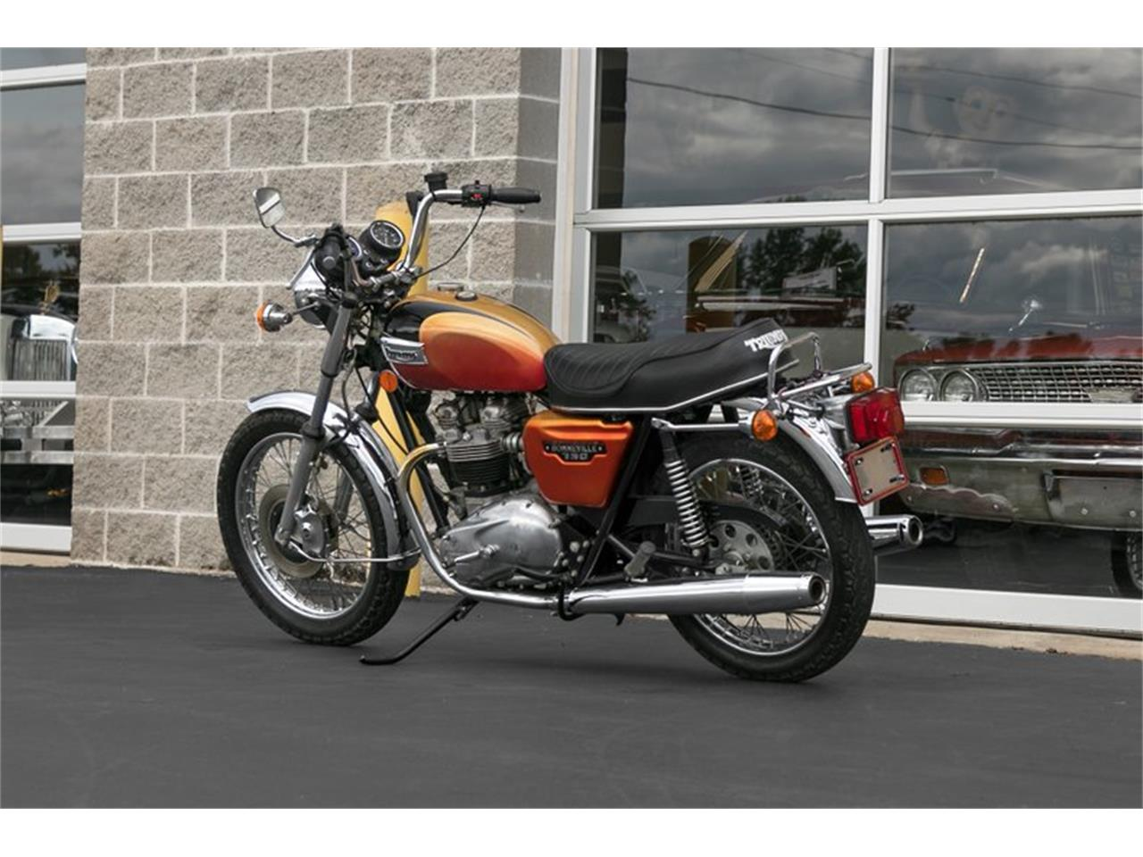1979 Triumph Bonneville for sale in St. Charles, MO – photo 5