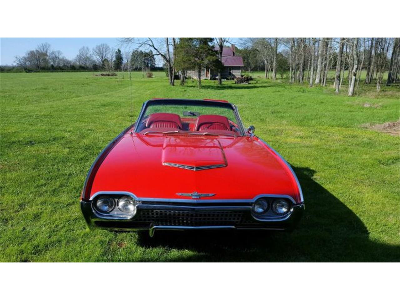 1962 Ford Thunderbird for sale in Cadillac, MI – photo 4