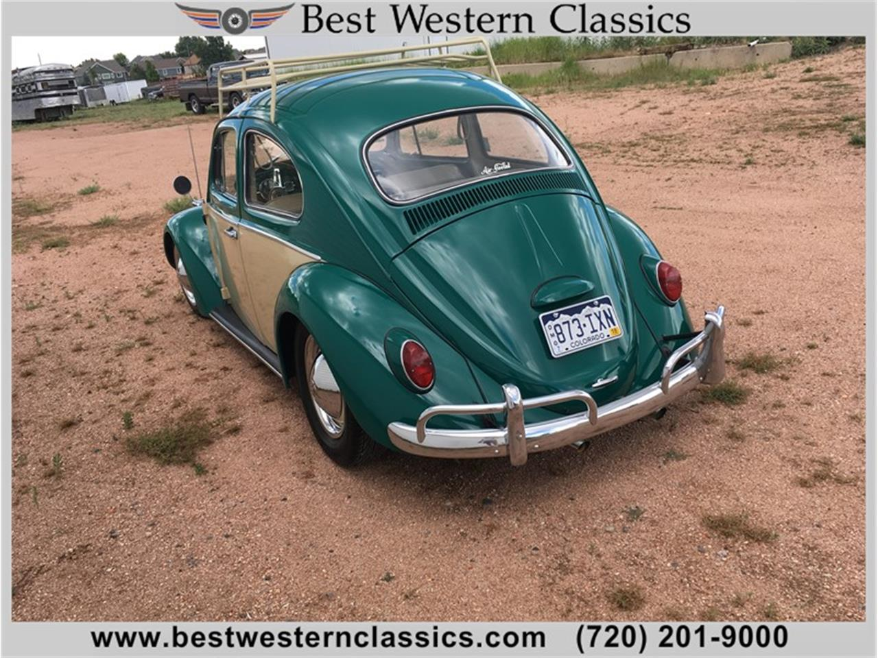 1964 Volkswagen Beetle for sale in Franktown, CO – photo 20