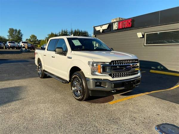 2018 Ford F-150 4x4 F150 XLT 4WD Truck - cars & trucks - by dealer -... for sale in Bellingham, WA