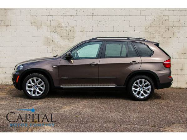 BMW 7-Passenger X5 w/Navigation! Gorgeous Color & Priced Under $15k! for sale in Eau Claire, MN – photo 13