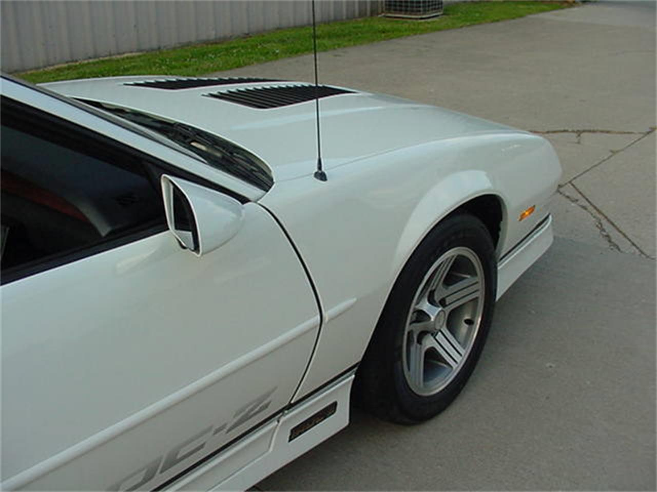 1989 Chevrolet Camaro IROC-Z for sale in Milford, OH – photo 10