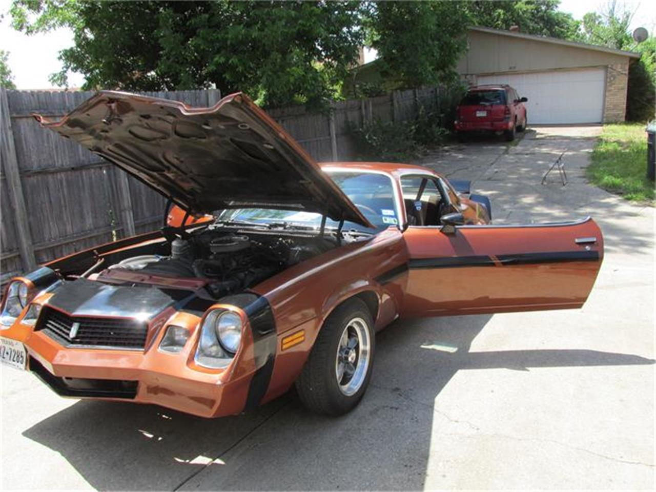 1980 Chevrolet Camaro for sale in Dallas, TX – photo 6