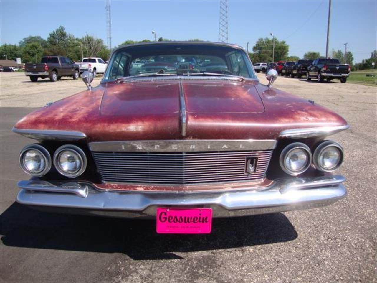 1961 Chrysler Imperial for sale in Milbank, SD – photo 16