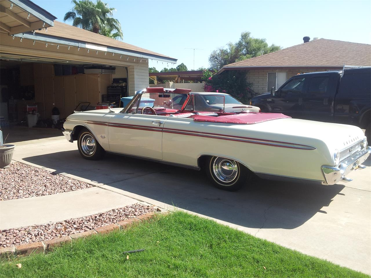 1962 Ford Galaxie 500 for sale in Phoenix, AZ